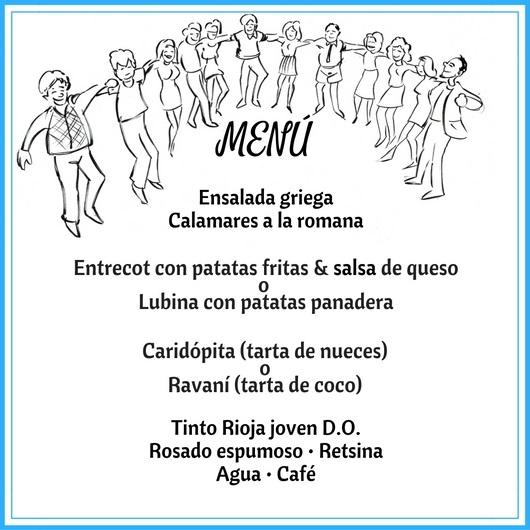 Cocina Griega | P E R I P L O