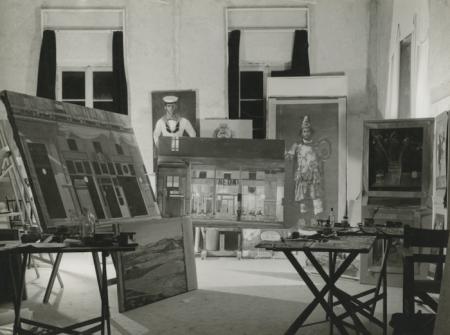 Foto de la Casa Museo de Tsarouchis en Atenas